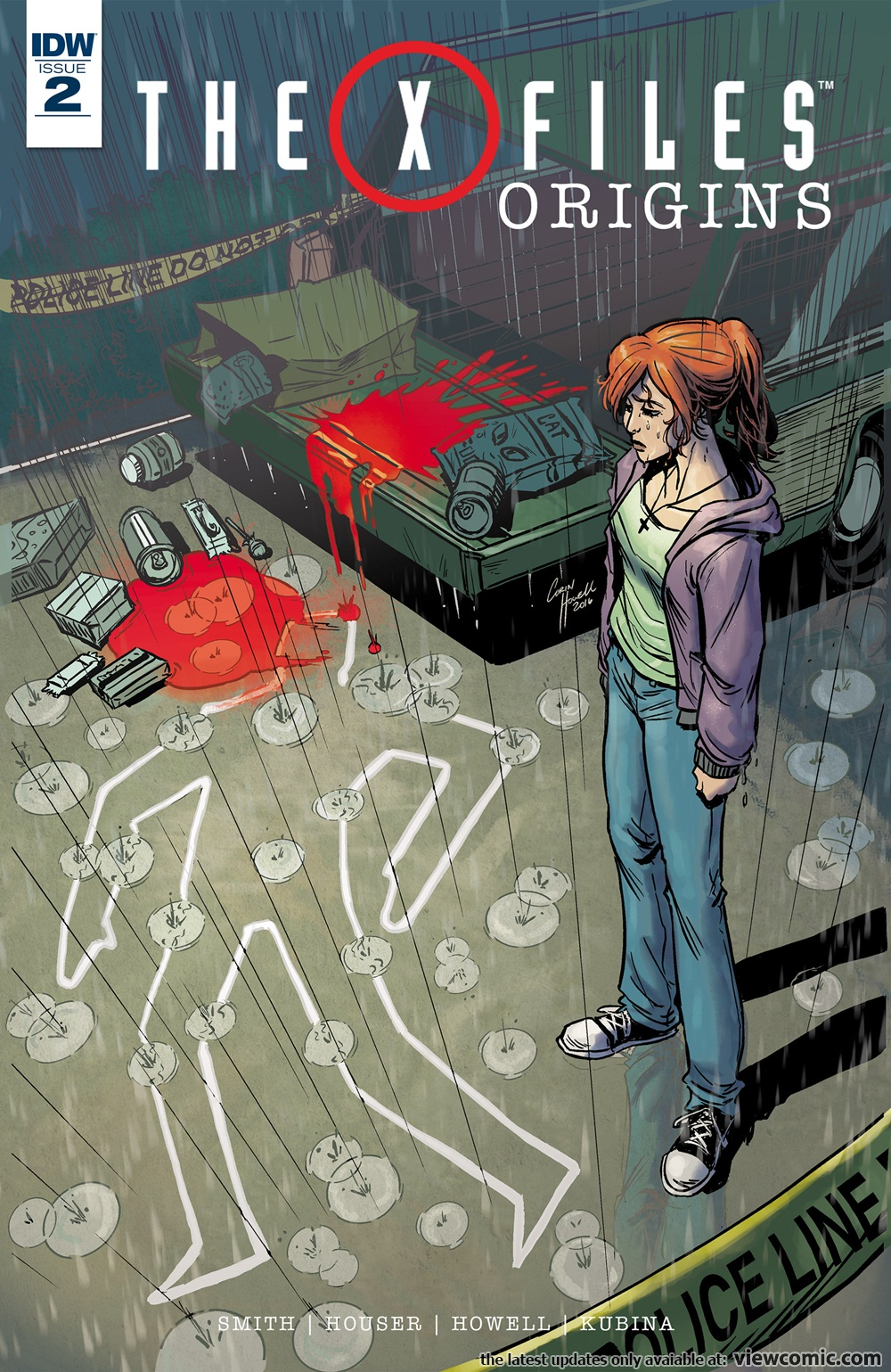 The X-Files – Origins 002 (2016)  | Vietcomic.net reading comics online for free