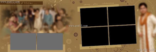 Evergreen 12x36 Album PSD Vol-12 | PSD12 2019