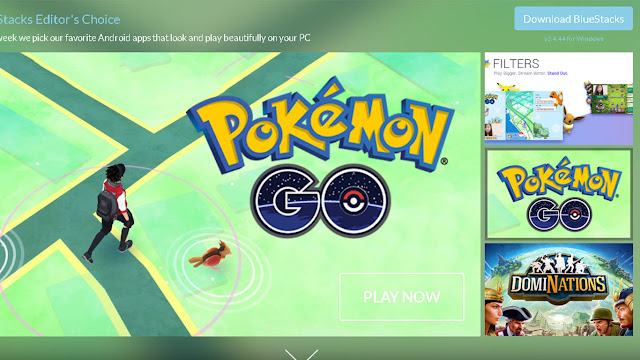 How To Play Pokemon Go On Your PC Or Computer