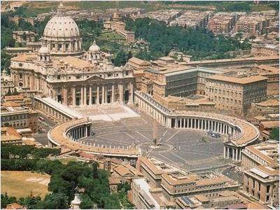 นครรัฐวาติกัน (Vatican City State)