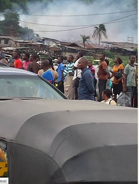 3 Dead as Hausas and Igbos Clash in Aba (Photos)