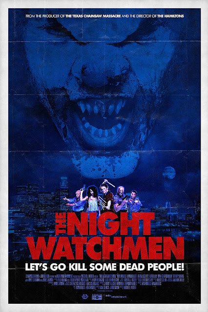 Sinopsis Film Horror The Night Watchmen (2017)