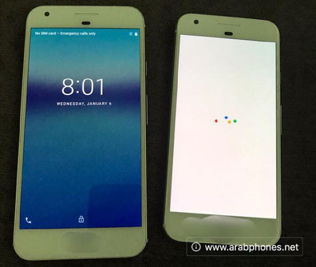مواصفات هواتف جوجل الجديدة Pixel و Pixel XL