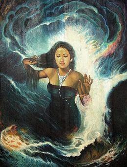 nyi roro kidul penguasa ratu pantai selatan