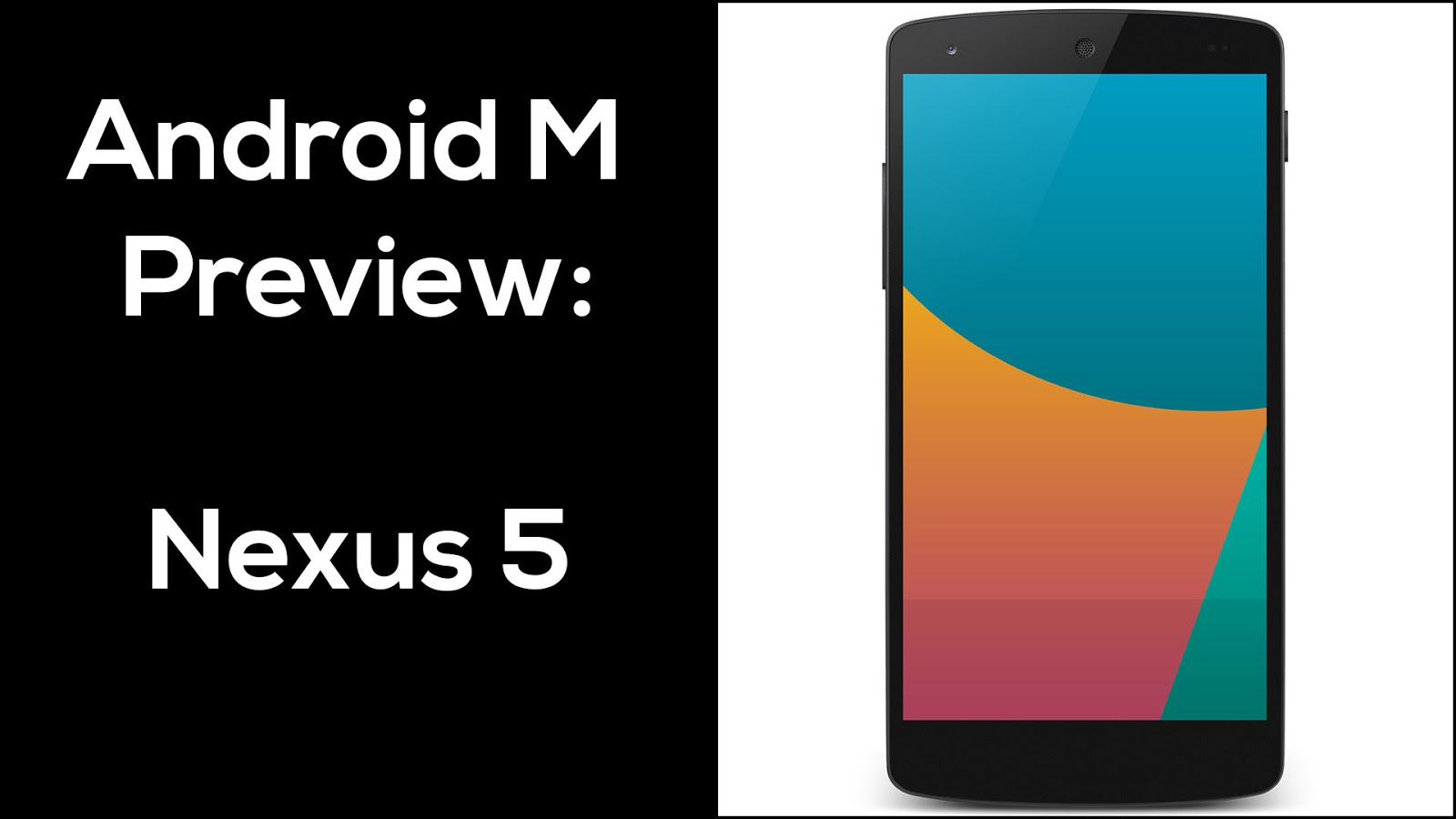 How to Install Android M Preview on Nexus 5! ~ AndroidRootz