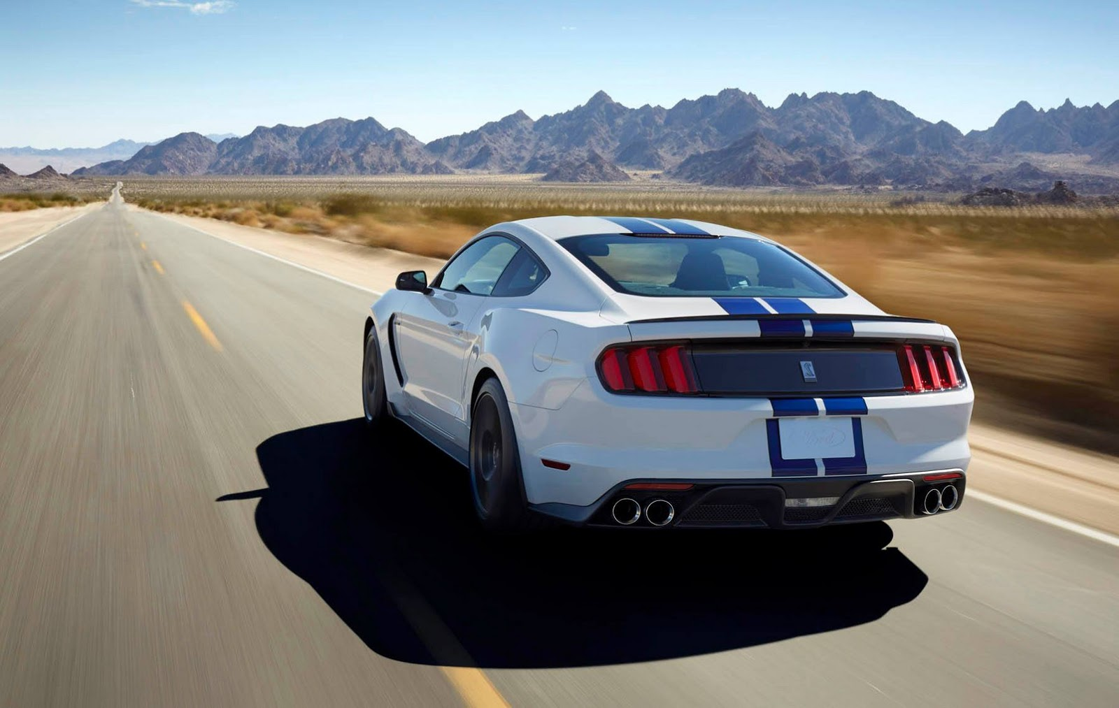 See Ford S New Mustang Shelby Gt350 In 52 Photos And