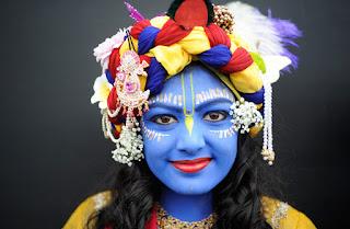 Bal Krishna Janmashtami DP