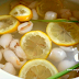 Air Lemon Laici - Minuman detox yang sedap