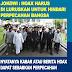Jokowi: Hoax Harus di Luruskan Tuk Hindari Perpecahan Bangsa