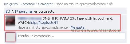 RIHANNA S3x Tape