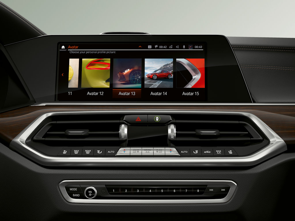 BMW's Newest iDrive Infotainment System Ditches Circular Gauges
