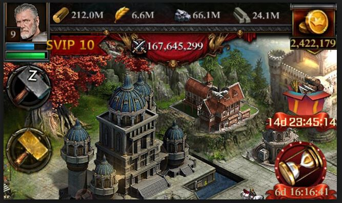 Clash of Kings Hack – Unlimited COK Gold Cheat | Android7 COM