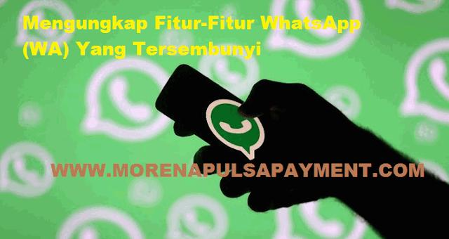 Mengungkap Fitur-Fitur WhatsApp (WA) Yang Tersembunyi