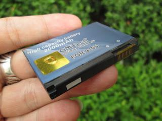 Baterai Blackberry 9105 9100 FM1 Merk GMTech IC Protect 2000mAh