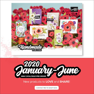 Stampin' Up! Spring/Summer Catalogue 2019