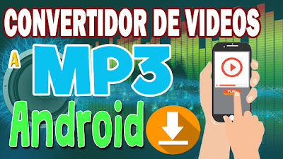 Descargar audios mp3 de videos online en android
