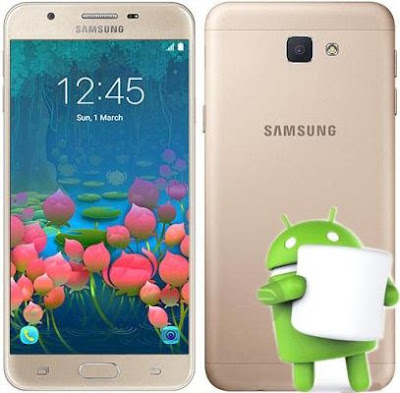 Root Samsung Galaxy J5 Prime SM-G570F 6.0.1 Marshmallow and Install TWRP Recovery