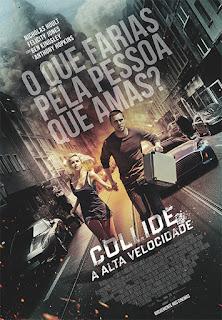 Collide - Poster Nacional & Segundo Trailer