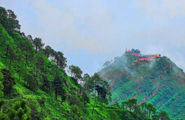 Kasauli - Shimla Hills