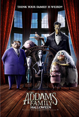 The Addams Family animated feature length film