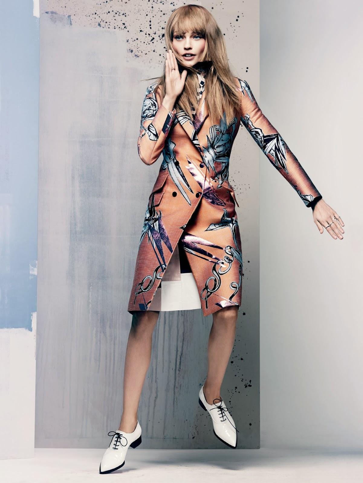 Cool Chic Style Fashion: Fashion Editorial | Sasha ...