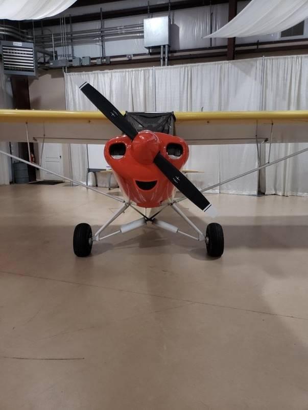 """""""The plane looks happy"""""""