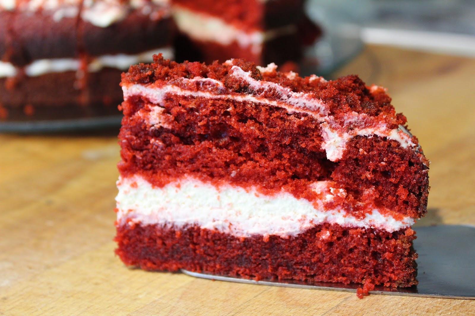 249 Red Velvet Cake Amerykanski Klasyk