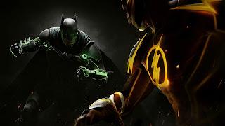Injustice 2 HD Wallpaper