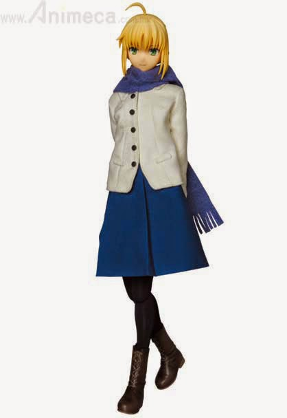SABER Shifuku Ver. FIGURE RAH No.711 Fate/stay night [Unlimited Blade Works] Medicom Toy