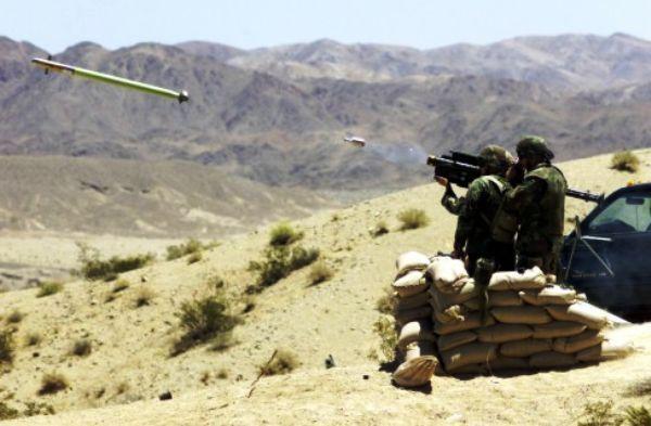 Pemberontak Suriah Memperoleh Rudal Stinger
