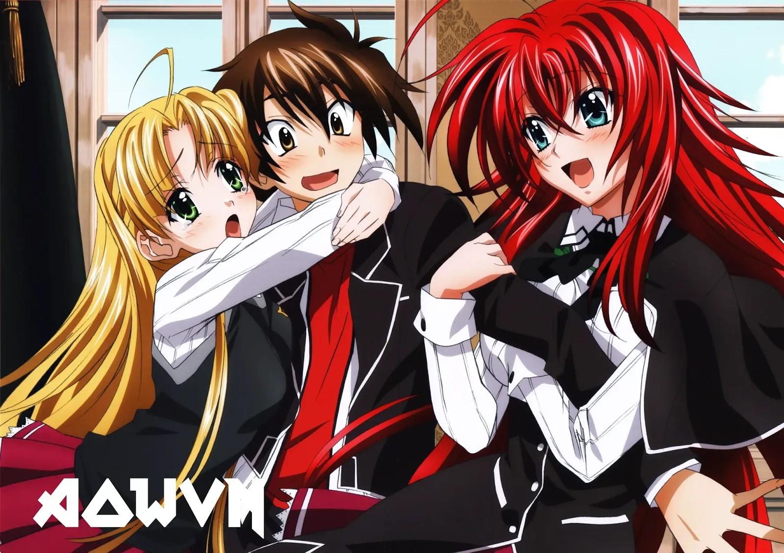 AowVN.org min%2B%25282%2529 - [ Anime 3gp Mp4 ] Highschool DxD SS1 + SS2 + SS3 + OVA + Special BD | Vietsub - Harem Ecchi Hay
