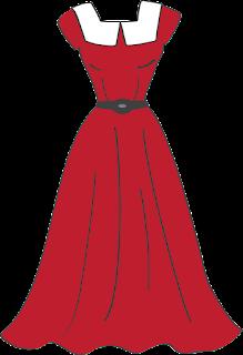 Clipart Retro de Artículos de Costura.