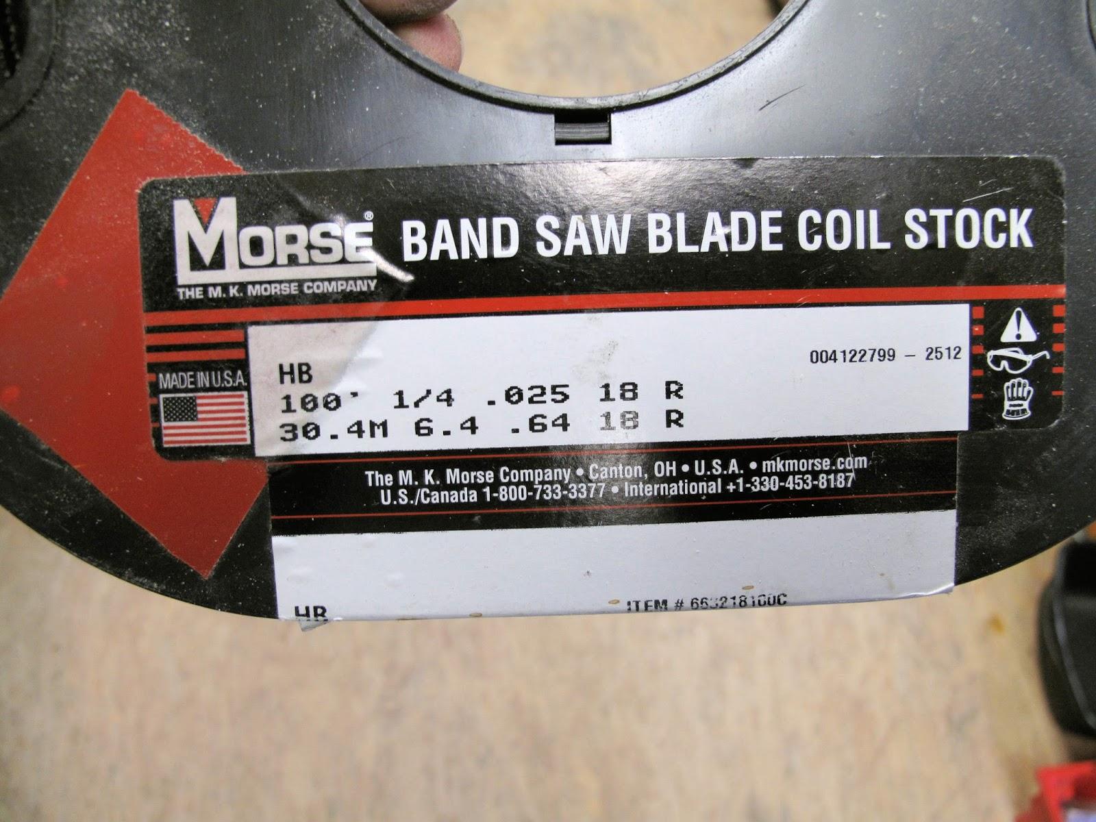 Sears Band Saw Blades 80 Inch