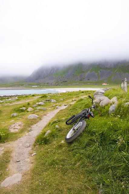 Spiaggia di Unstad-Isola Lofoten