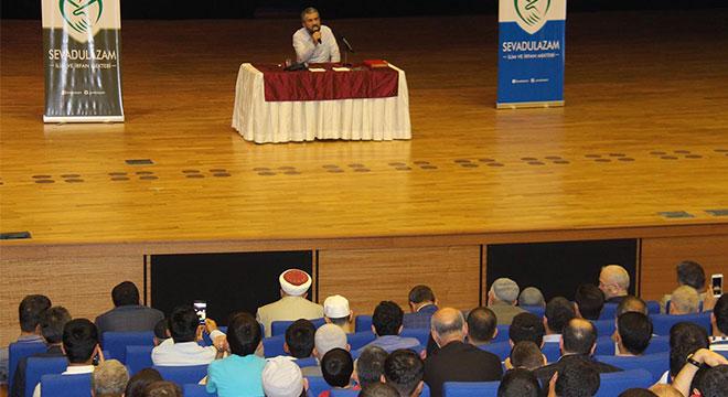 Diyarbakır'ın Fethi etkinliği gerçekleştirildi
