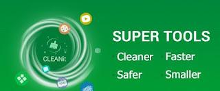 برنامج cleanit  لتنظيف وتسريع هاتفك الاندرويد اخر اصدار 2017