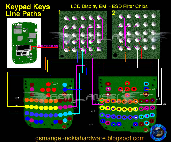 Nokia C3 00 Keypad Problem