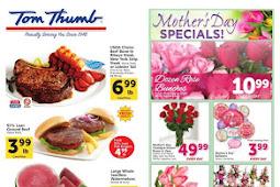 Tom Thumb Ad 5/9/18 - 5/15/18