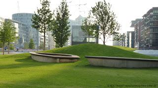 Sandtorpark, Hafencity, Park, Hamburg