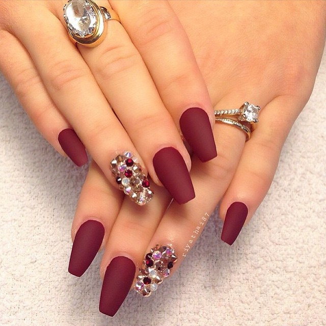 Fall nail designs beauty and the mist fall nail designs prinsesfo Image collections