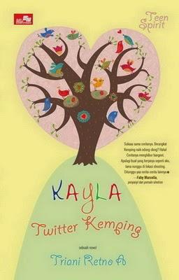 novel remaja kayla twitter kemping