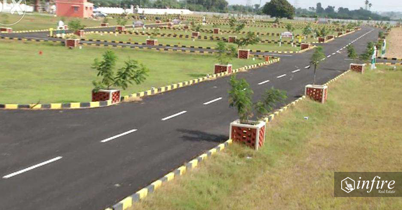 Lorry Access Residential Land For Sale at Parippally, Kollam, Kerala