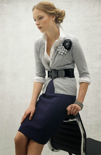 42 Trendy Business Casual for Women 21 Trendy Business Casual Work Outfits for Woman 78 – Lucky Bella 4. Find this Pin and more on Business Casual - Women's by Insperity Jobs. 40 Decent Winter Work Outfits for Women (To author of article title: don't try to get me excited about it .