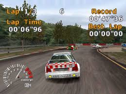 Download All Star Racing Games PS1 For PC Full Version ZGASPC