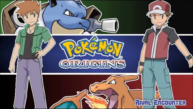 Pokemon:The Origin