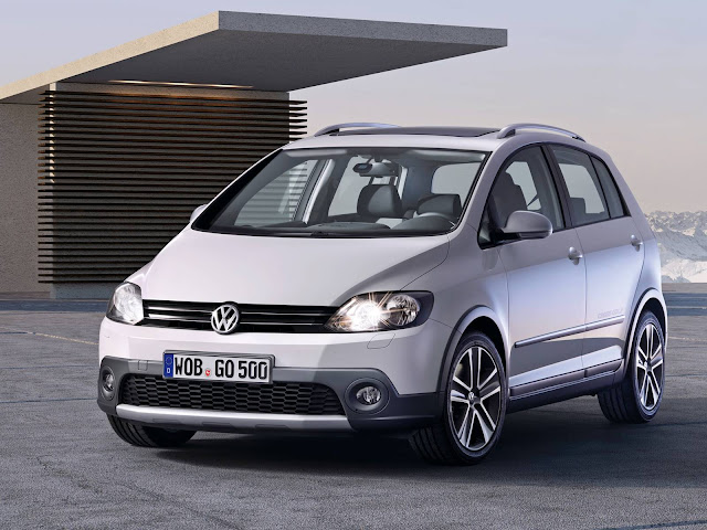 VW Crossgolf 2014