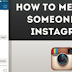 How to Send An Instagram Message