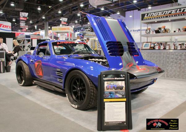 Lingenfelter-Superformance C3 Grand Sport replica.