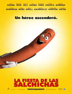 La fiesta de las salchichas (Sausage Party) (2016)