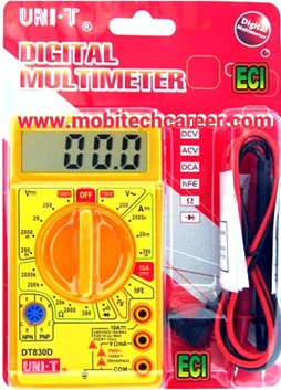 Multimeter kya hai, mobile phone repairing me kaise or kyon use kare